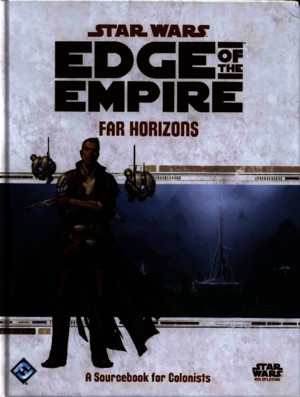 Edge off the Empire - Far Horizons (SWE10) [OCR]