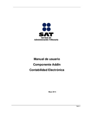 Manual Usuario Excel a XML del SAT