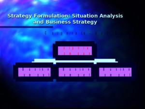 Strategy Formulation: Situation Analysis and Business Strategy Chapter 6