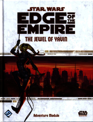 SWE09 - Edge of the Empire - The Jewel of Yavin